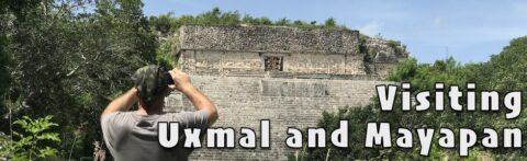 Roadtrip into Mexico its history - Uxmal and Mayapan